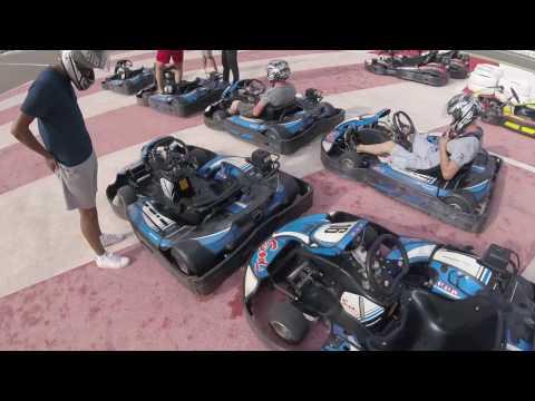 Marrakech Go Karting 03/08/2016