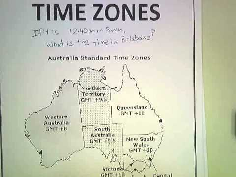 Time Zones (with songs, videos, worksheets, games, activities)