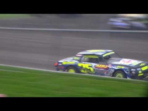 Stock Car Heat 2 @ Boone Speedway 05/05/18