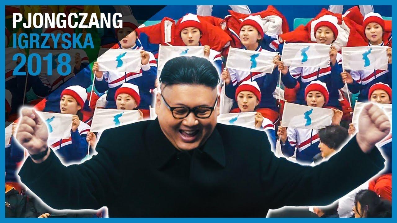 Co Korea Północna zrobiła na igrzyskach [Pjongczang 2018]