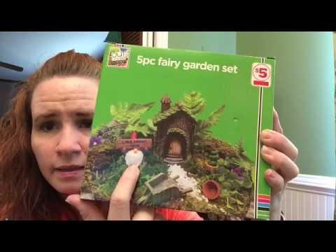 Dollar General, Family Dollar, U0026 Target HAUL Fairy Garden, Planner, Spring  Decor