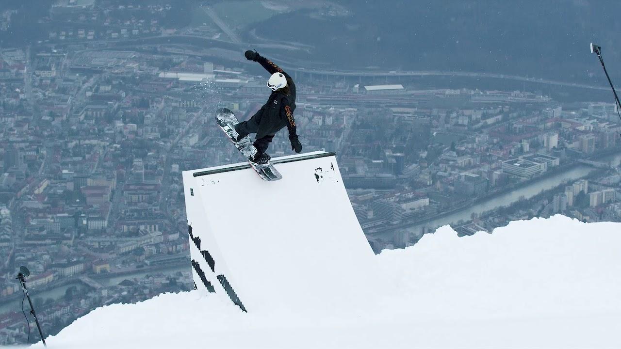 Blue Tomato Snowboard Team Gathering 2019 Highlights Nordkette Innsbruck Skylinepark
