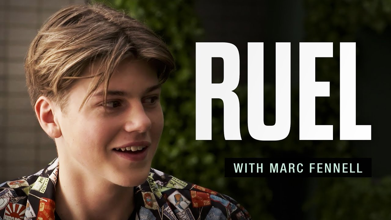 Ruel Songwriting Is Exaggerating