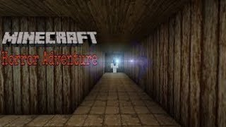 прохождения карты Horror Adventure в Minecraft выпуск 2