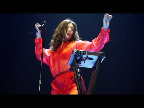 Lorde - Loveless + Precious Metals(Melodrama Tour, Vancouver)