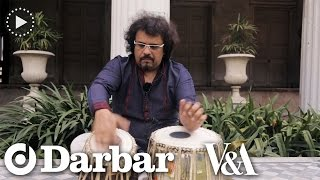 Indian classical music - Bickram Ghosh plays The Tabla