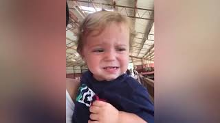 Funny Baby Plays At The Zoo Funny Fails Videos