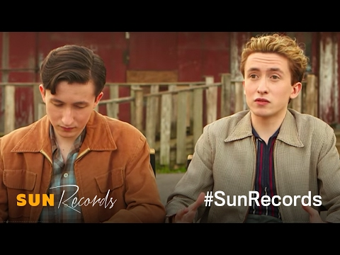 Sun Records On CMT   Filming In Memphis