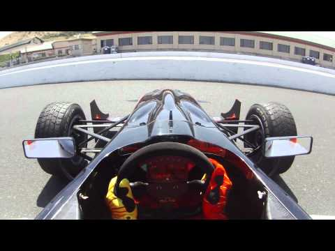 Formula 3 driving experience