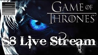 Game of Thrones Season 8 Predictions - Live Show!