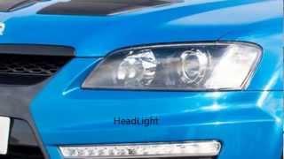 Vauxhall VXR8 Tourer 2013 Videos