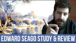 EDWARD SEAGO Study & Painting Review | Painting Masters 3