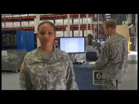Fort Bragg Central Issue Facility Process
