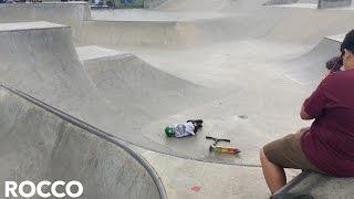 SKATEPARK FAILS AT ISA NATIONALS