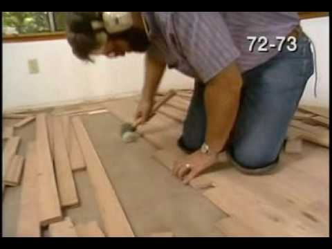 Hardwood Floor Expansion Gaps And