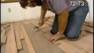 Hardwood Floor Expansion Gaps and Fitting Borders -