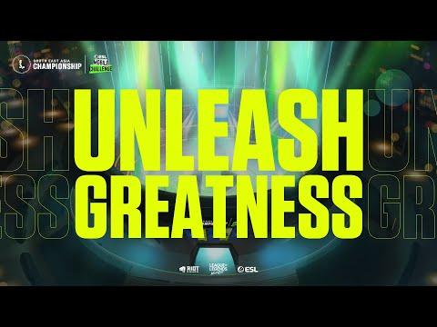 Wild Rift SEA Championship 2021: Unleash Greatness