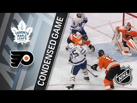 Toronto Maple Leafs vs Philadelphia Flyers – Dec. 12, 2017 | Game Highlights | NHL 2017/18. Обзор