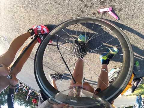 Challenge Roth 2015 Xentis Wheel service