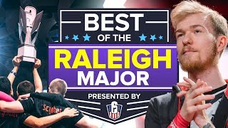 Best of The Raleigh Major (Rainbow Six Siege)
