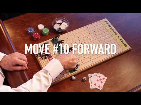 Across The Board Games - Horserace Game How To Play