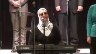 نغني الفنانة نهى علاء الدين