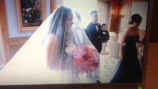 Jose and Nadia wedding video montage from Westgate Hotel San Diego