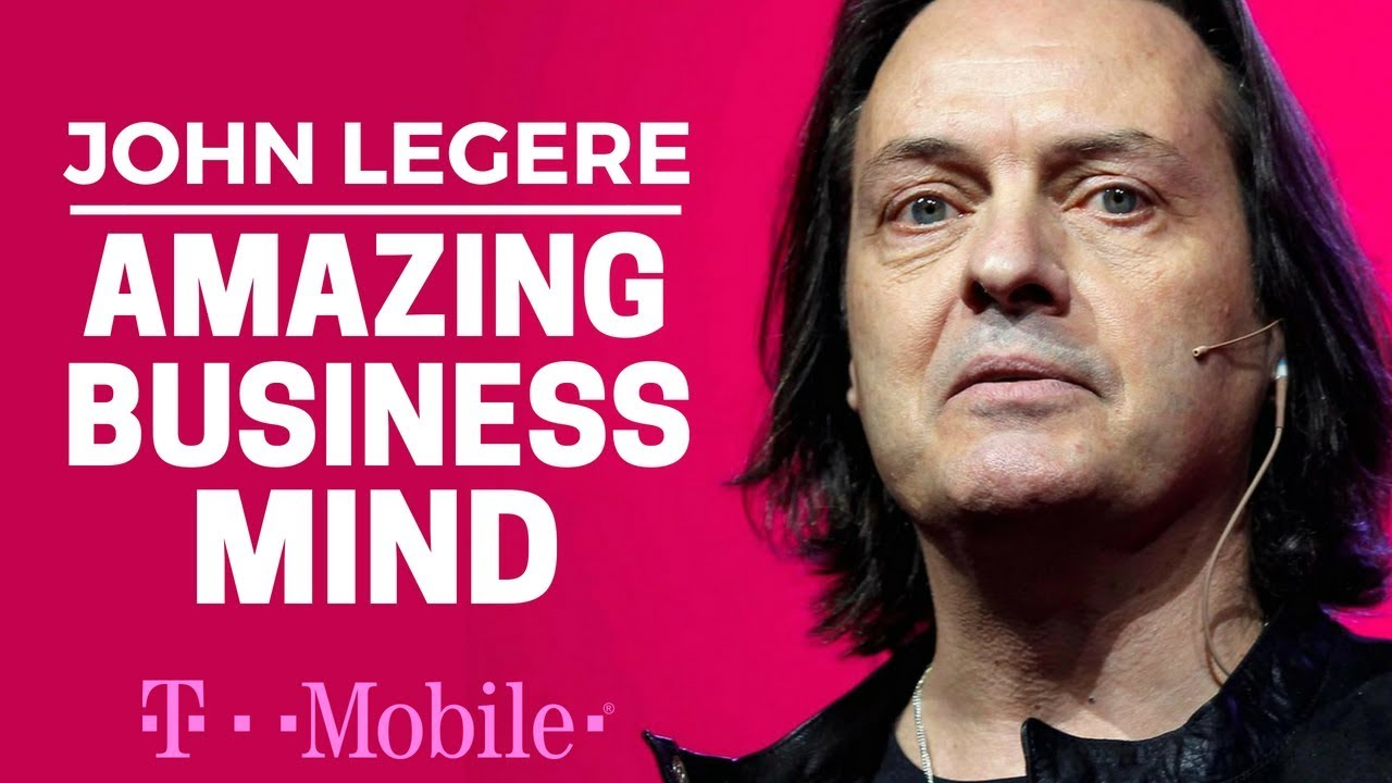 John Legere The Craziest Fortune 500 Ceo In History T Mobile