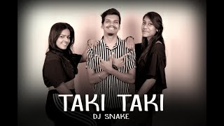TAKI TAKI - DJ Snake  Cardi B  Ozuna ,Selena Gomez | Dance Choreography