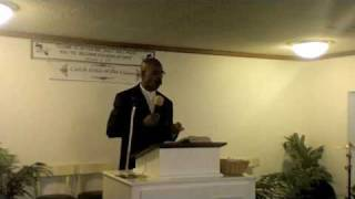 Elder Wilbert L. Williams: Holiness or Hell