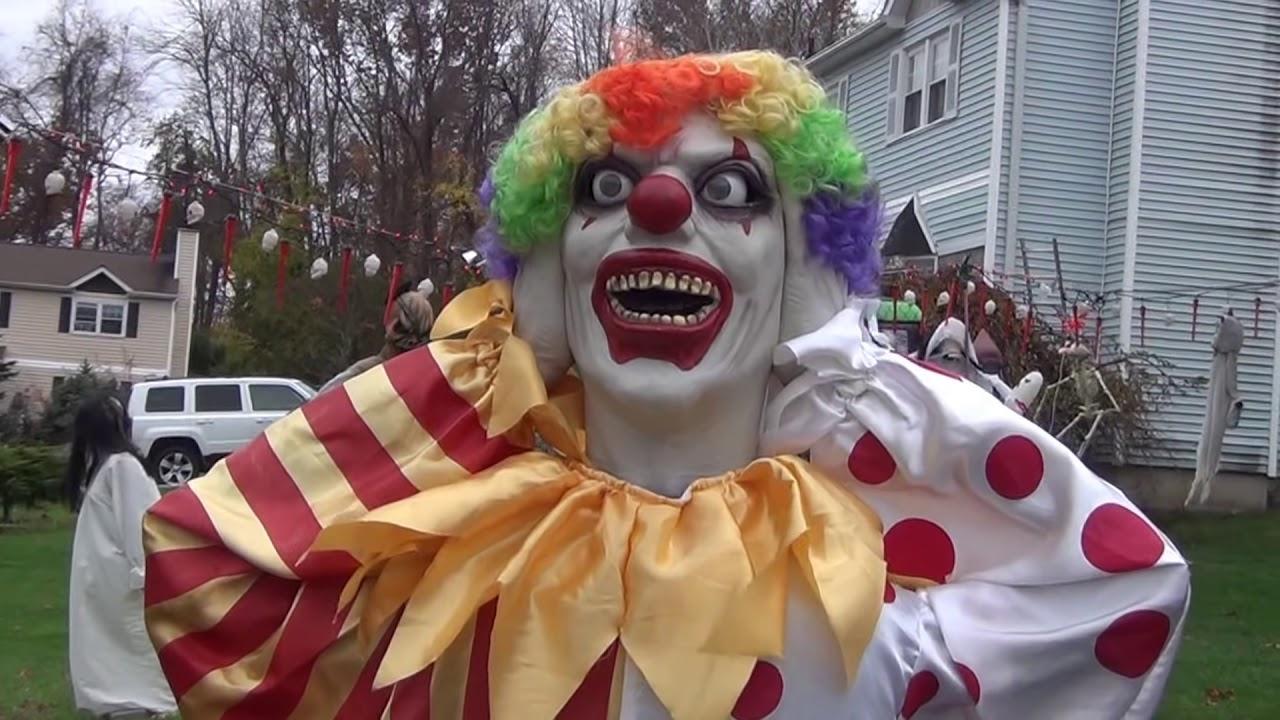 my 2012 halloween decorations youtube
