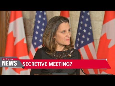 Officials from U.S., N. Korea secretly met in Beijing in early December: Sankei