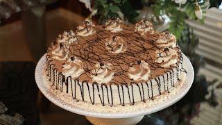 Лучший КОФЕЙНЫЙ ТОРТ!  Coffee Cake Recipe