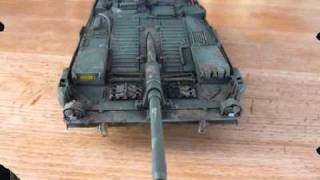 Trumpeter Strv 103b In 1/35 Scale