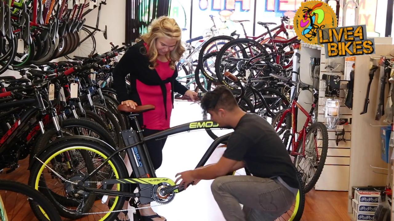 emojo hurricane electric bicycle bike review by live4bikes 500w 36v [ 1280 x 720 Pixel ]