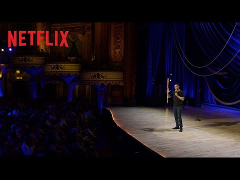"""Donald Trump's Wall"" - Trevor Noah - Son Of Patricia NOW streaming on Netflix!"