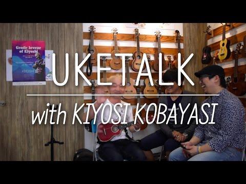 [유크모쿠] 유크토크 - Kiyosi Kobayasi(キヨシ小林) Interview
