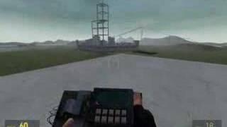 gmod nuke swep destroys lots of cars