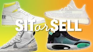 2019 Sneaker Releases: SIT or SELL September (Part 2)