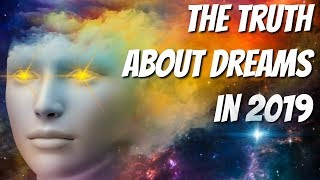 What Are DREAMS? What Do DREAMS Mean? Why Do We DREAM? | Dreams Explained In A SIMULATED Universe