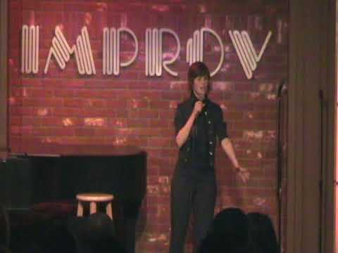 Jorjeana Marie at the Hollywood Improv
