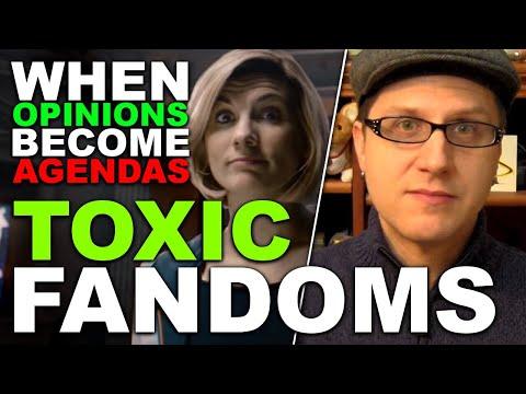 When Opinions are Agendas - Toxic Fandom (Part 2)