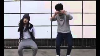Pull-Up Dance Choreo with lil sisNiana #SiblingGoals