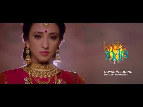 Royal Wedding for Every Indian Bride by Malabar Gold and Diamonds