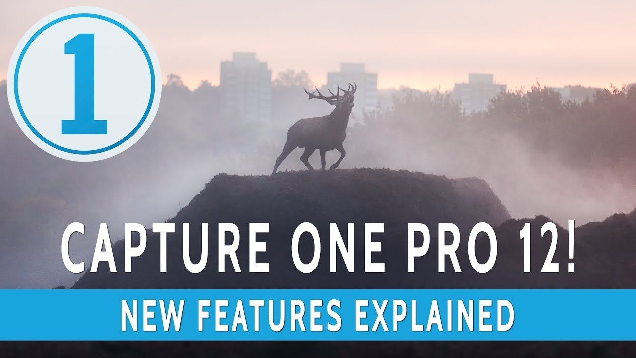 All The New Features In Capture One Pro 12!