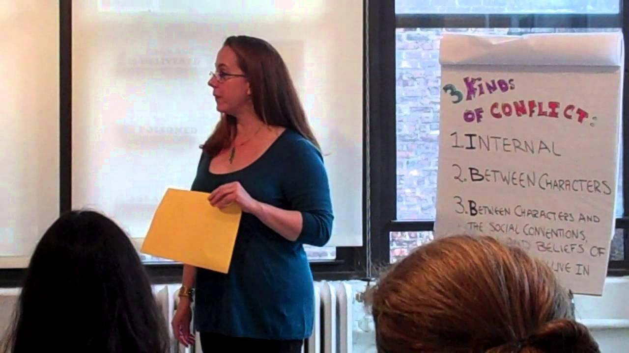 Hillary Jordan At Girls Write Now, November 2012