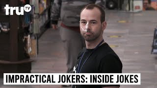 Impractical Jokers: Inside Jokes - Murr and Sal Self-Destruct | truTV