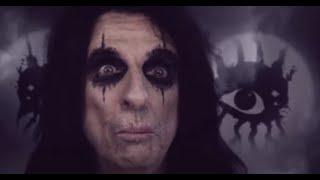 "Alice Cooper new song/video ""Social Debris""  off new album Detroit Stories"