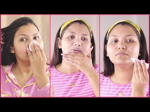 How To Get Rid Of PIMPLES With Plum Acne Spot Specialist SKIN CARE ROUTINE (DAY & NIGHT) #SKINCARE