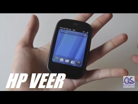 Retro Review: HP Veer 4G - Tiny WebOS Smartphone?!